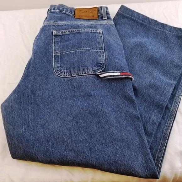 fd26bda1 Tommy Hilfiger Pants | Vintage Womens Carpenter Jeans 16 | Poshmark